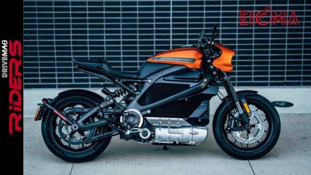 2019 Harley-Davidson LiveWire - It's Electric! | Walkaround & Insights 6