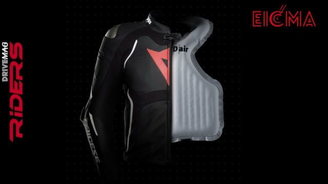 New 2019 Dainese D-AIR - The Ultimate Airbag Motorcycle Gear?  Preview 8