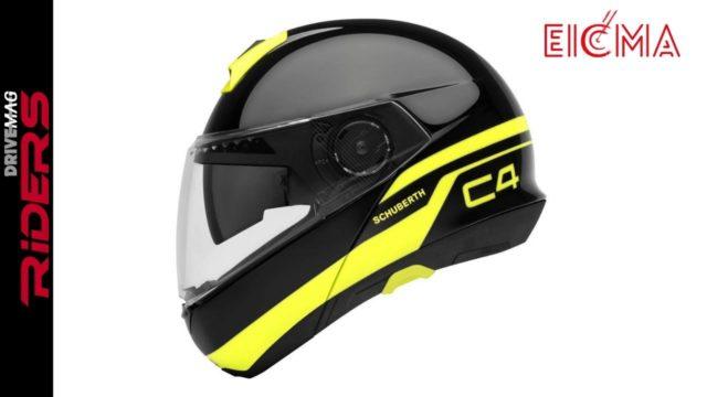 Schuberth C4 Pro Preview | Gear - EICMA 2018 10
