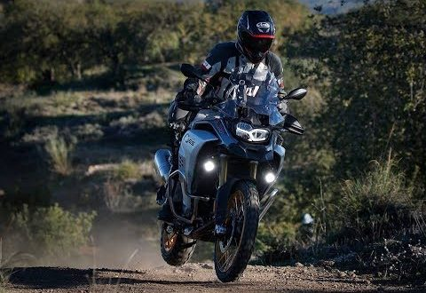 2019 BMW F850GS Adventure Review | Exclusive Test 1