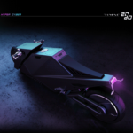 Rimac 2080 Hyper Cyber Bike or How Motorcycles Could Look Like in 60 Years 4