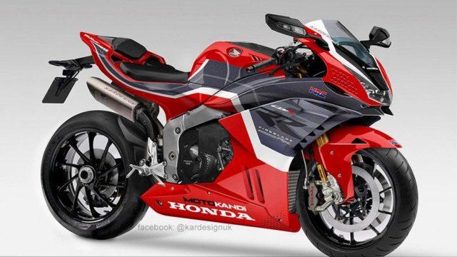 Kardesign Honda Fireblade CBR1000-RR