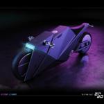 Rimac 2080 Hyper Cyber Bike or How Motorcycles Could Look Like in 60 Years 2