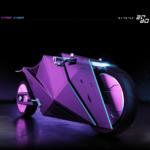 Rimac 2080 Hyper Cyber Bike or How Motorcycles Could Look Like in 60 Years 3