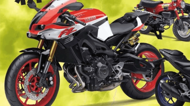 Yamaha Would Be Ready to Relaunch the FZ 750 16
