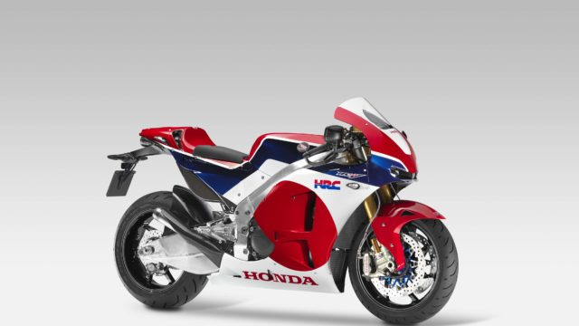 Could this be the New Honda V4 Superbike? 5