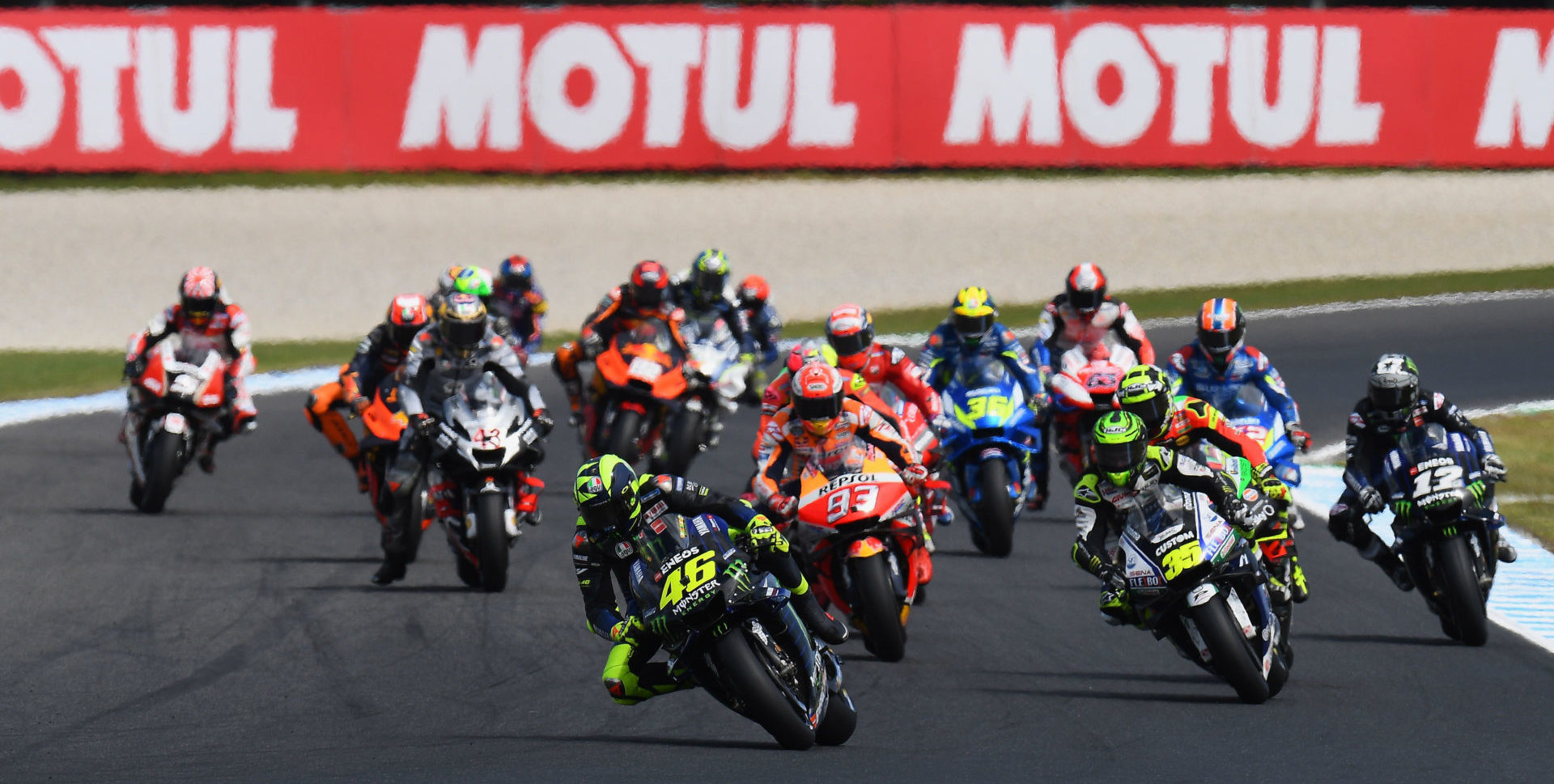 Another European Race is Added to the 2020 MotoGP Calendar ...