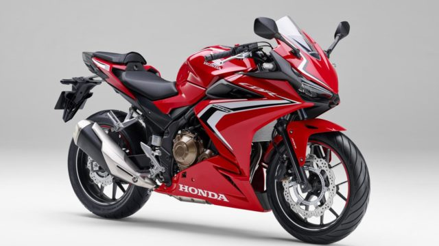 2020 Honda CBR400R Revealed as a Japan Model Only 1