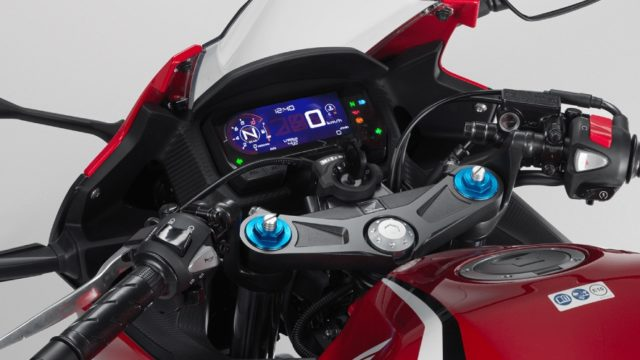 2020 Honda CBR400R Revealed as a Japan Model Only 2