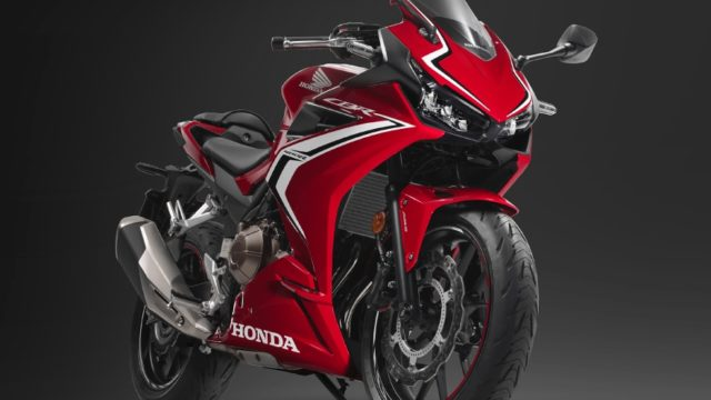 2020 Honda CBR400R Revealed as a Japan Model Only 4