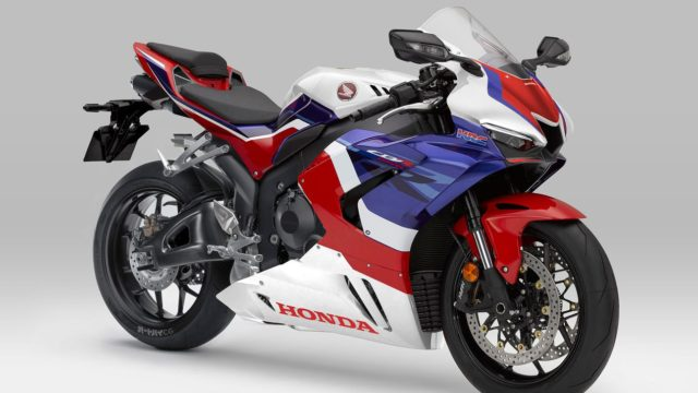 Could This Be How the New Honda CBR600RR Looks Like? 1