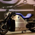Voxan Wattman. 203 hp Electric Power Cruiser & Incoming World Speed Record Version 4