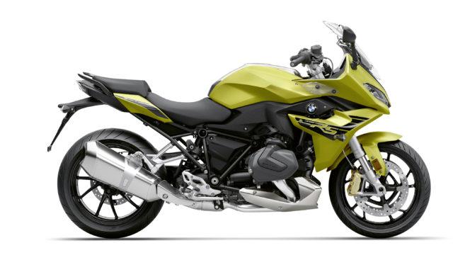 BMW Motorrad Updates its 2021 Motorcycle Model Range 30