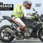 Spy Photos: Incoming New BMW S1000R 2