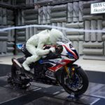 BMW Uses 3D Rider Model to Enhance BMW S1000RR Aerodynamics 3