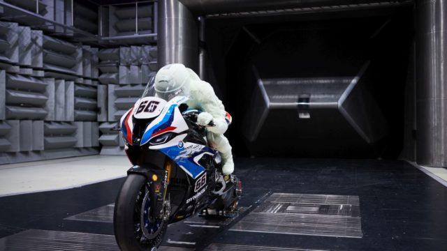 BMW Uses 3D Rider Model to Enhance BMW S1000RR Aerodynamics 1