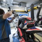 BMW Uses 3D Rider Model to Enhance BMW S1000RR Aerodynamics 14