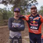 Motocross Race: Dakar Rally Winner Toby Price vs MotoGP Racer Jack Miller 6
