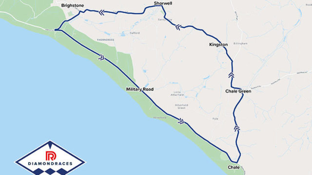 New Road Racing Event Scheduled for 2021 - Isle Of Wight Diamond Races 6