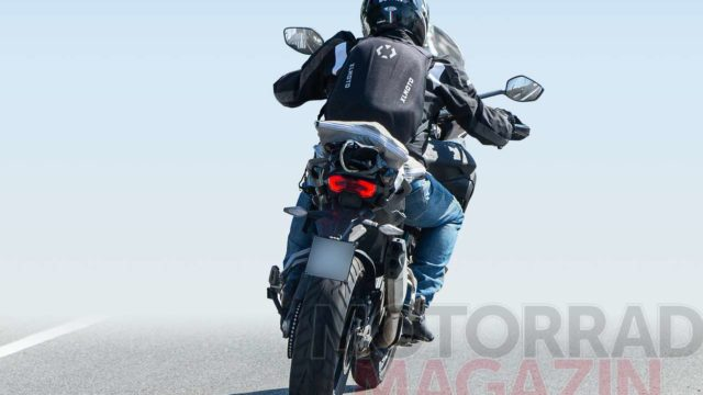 Spy Photos: Ducati Multistrada V4 Spotted Testing Again 6