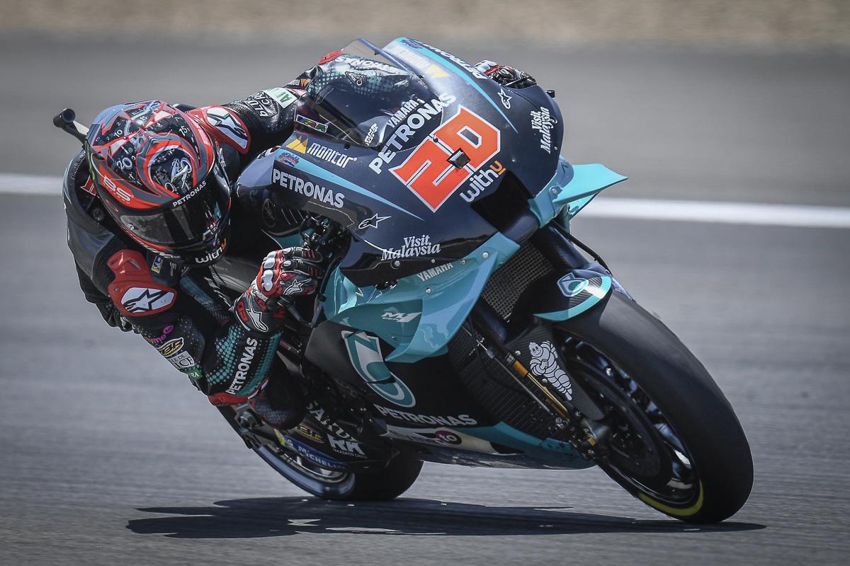 Motogp 2020 What Happened At The Jerez Gp Drivemag Riders