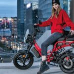 Chic Electric Scooter for Urban Riding 2