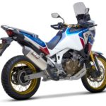 Better Sound for Honda Africa Twin 1100 2