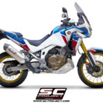 Better Sound for Honda Africa Twin 1100 4
