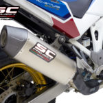 Better Sound for Honda Africa Twin 1100 5
