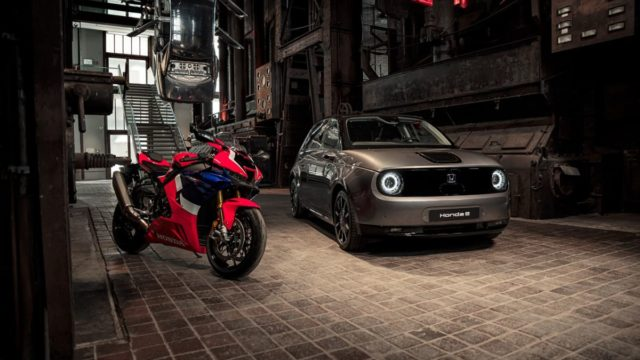 Honda Superbike and Car Included at Red Dot Design Museum 11