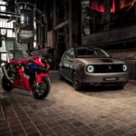 Honda Superbike and Car Included at Red Dot Design Museum 2