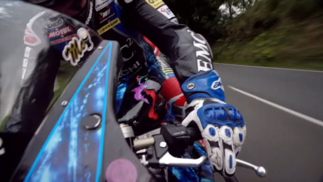 VIDEO: Looking at IOM TT Racer John McGuinness Riding from all Angles 18