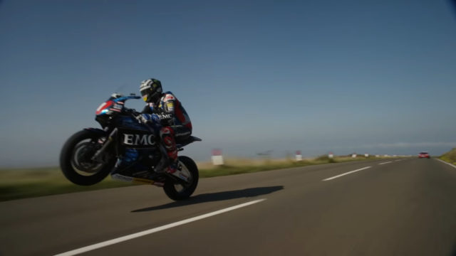 VIDEO: Looking at IOM TT Racer John McGuinness Riding from all Angles 20