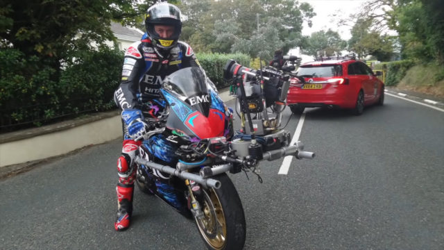 VIDEO: Looking at IOM TT Racer John McGuinness Riding from all Angles 16