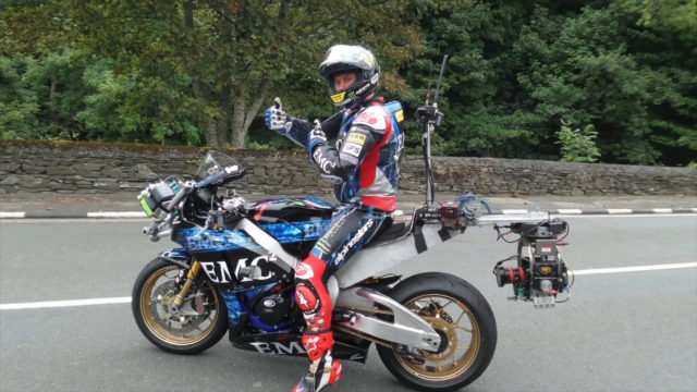 VIDEO: Looking at IOM TT Racer John McGuinness Riding from all Angles 15