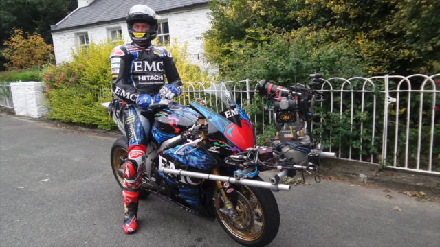 VIDEO: Looking at IOM TT Racer John McGuinness Riding from all Angles 14
