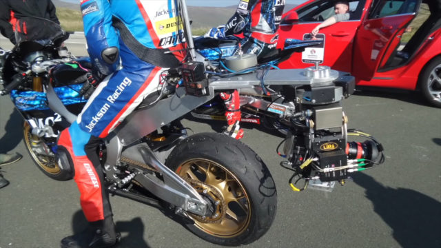 VIDEO: Looking at IOM TT Racer John McGuinness Riding from all Angles 13