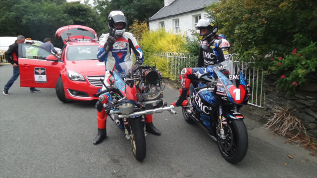 VIDEO: Looking at IOM TT Racer John McGuinness Riding from all Angles 12