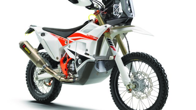 2021 KTM 450 Rally Replica Receives Updates 1