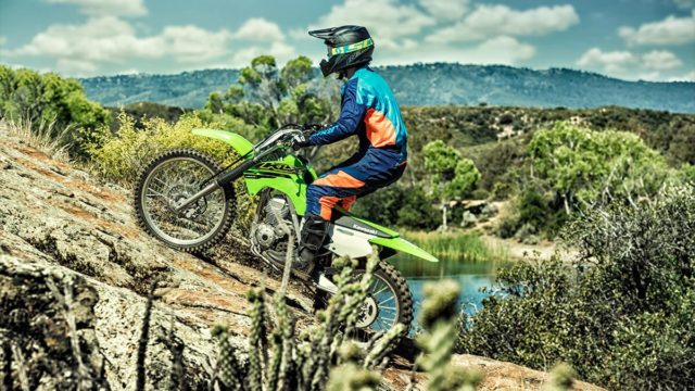 2021 Kawasaki KLX Model Range is Here 1