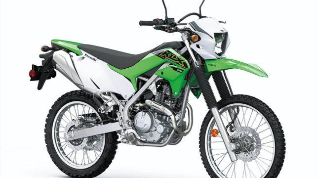 2021 Kawasaki KLX Model Range is Here 34