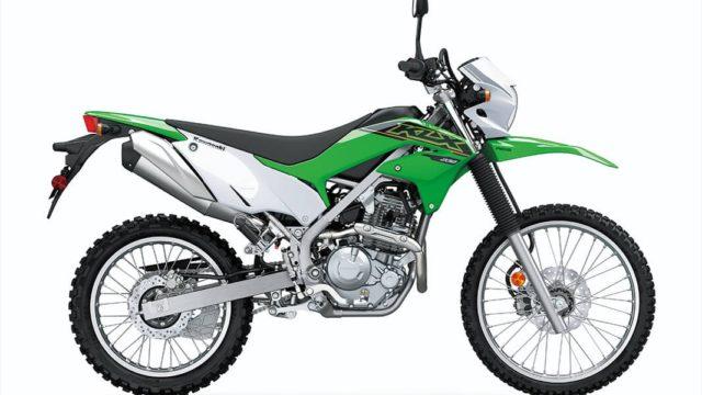 2021 Kawasaki KLX Model Range is Here 35