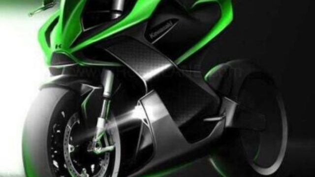 Kawasaki Patents Supercharged Two-Stroke Inline-Four Engine 17