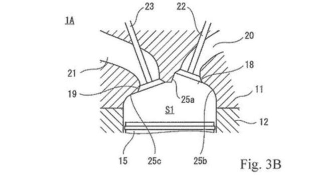 Kawasaki Patents Supercharged Two-Stroke Inline-Four Engine 7