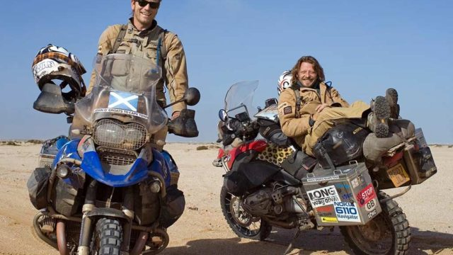 Ewan McGregor and Charley Boorman's Long Way Up Will Be Available on Apple TV+ 2