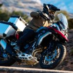 Spanish Adventure Motorcycle Looks Like a BMW GS Series 5
