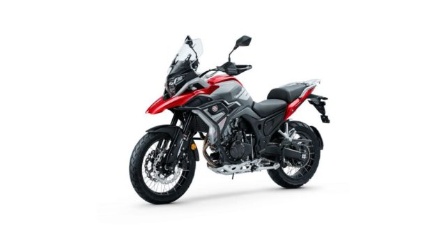 Spanish Adventure Motorcycle Looks Like a BMW GS Series 18