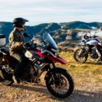 Spanish Adventure Motorcycle Looks Like a BMW GS Series 3