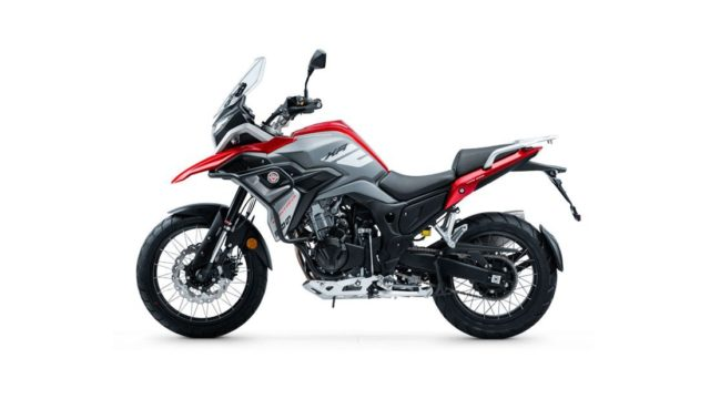 Spanish Adventure Motorcycle Looks Like a BMW GS Series 17