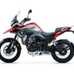 Spanish Adventure Motorcycle Looks Like a BMW GS Series 10